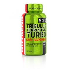 Tribulus terrestris turbo caps - 120 kapslí