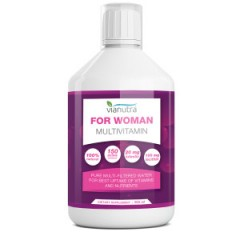 FOR WOMAN 500ml