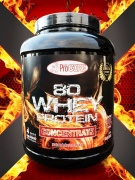 Whey Protein CONCENTRATE 2000 g