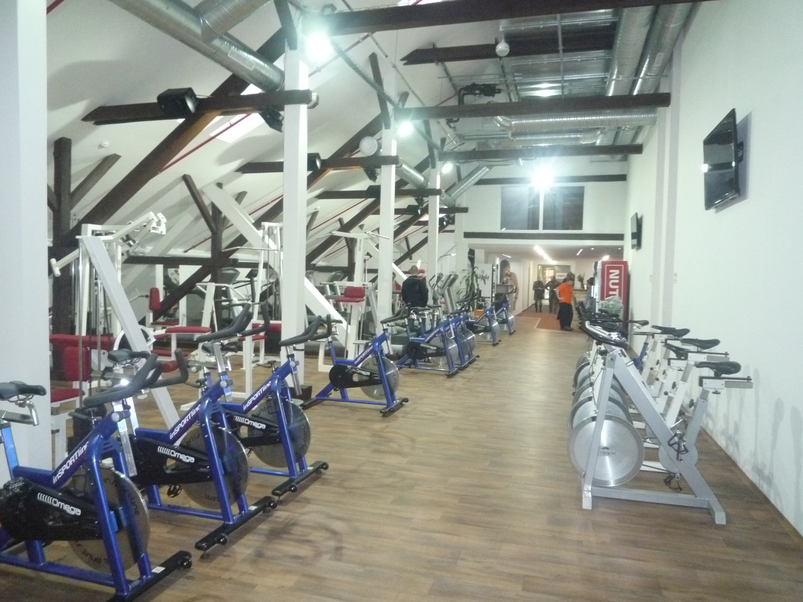 Nové Fitness PEPA
