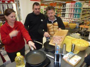 Vaření v Ternu